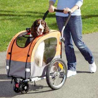 Guardian Big Dog Pet Stroller