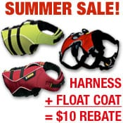 Tripawds Gear Shop Summer Sale