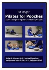 pilates for pooches dvd