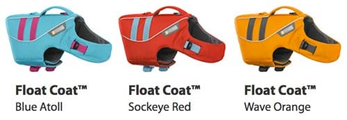 ruffwear float coat colors
