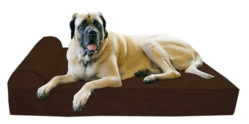 Big Barker Giant Breed Orthopedic Dog Bed