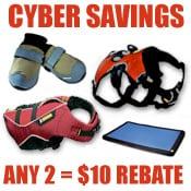 Tripawds Ruff Wear Gear Cyber Savings Sale