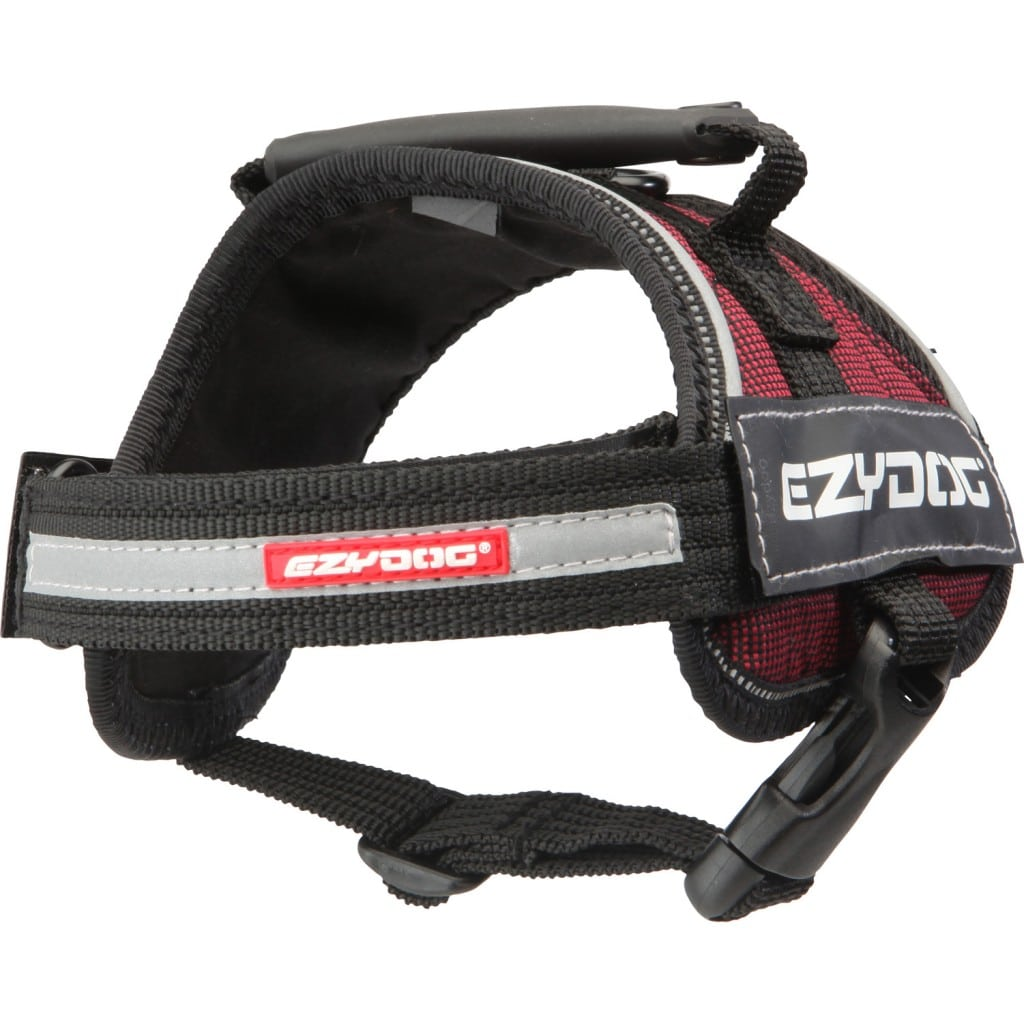 harness for front and rear leg amputee dogs