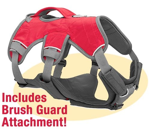 Ruffwear Webmaster Plus Brush Guard