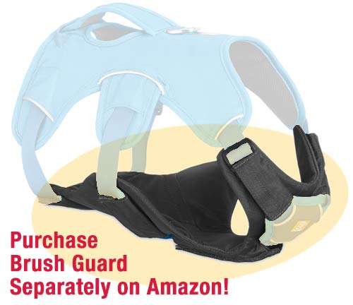 Ruffwear Brush Guard Harness Attachment
