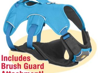Ruffwear Web Master Harness Plus Brush Guard