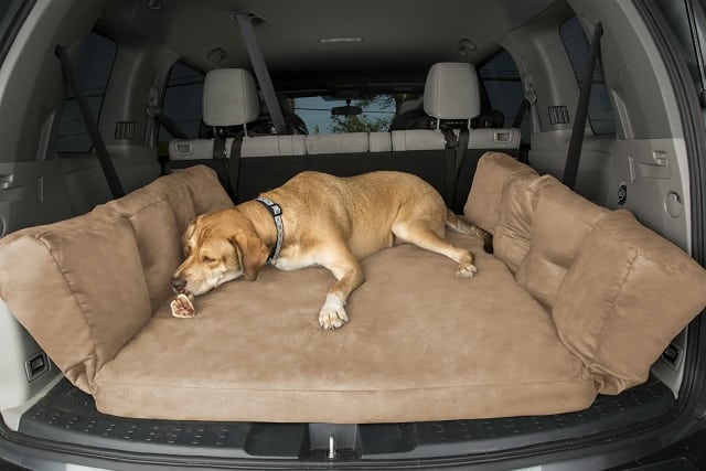 Big Barker SUV Dog Bed