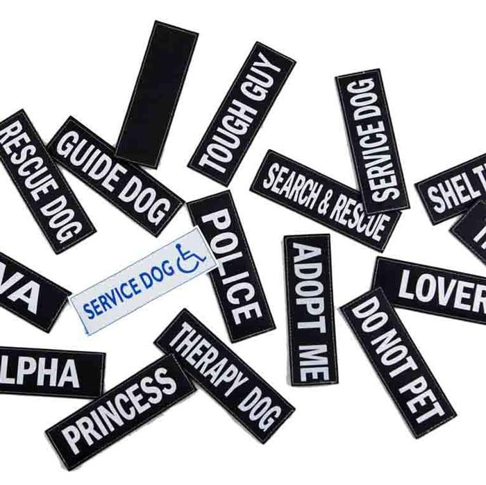 Tripawd Convert Harness Custom Badges