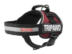 EzyDog Convert Tripawd Dog Walking Harness