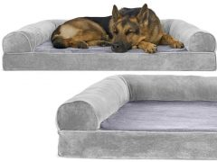 Cooling Memory Foam Dog Bed