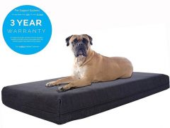 Cooling Orthopedic Dog Bed