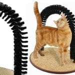 Purrfect Arch Cat Scratching Groomer