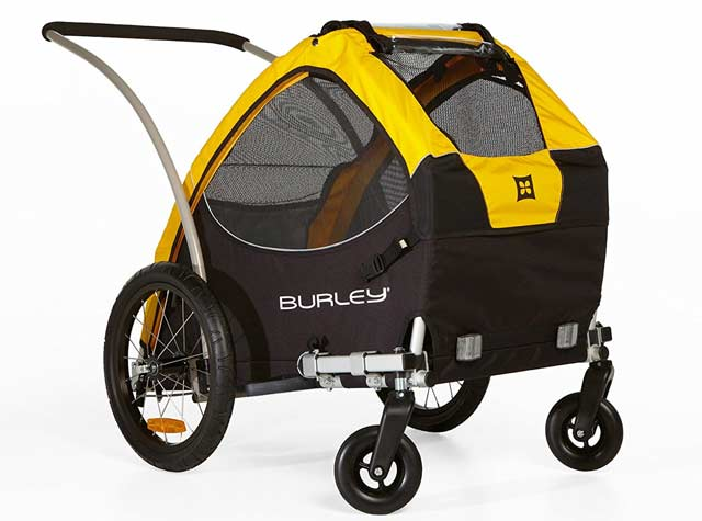 Burley Tail Wagon Dog Stroller Bike Trailer