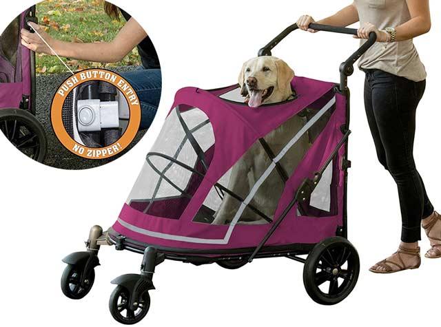 PetGear Big Dog Stroller