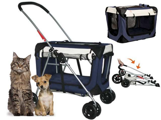 d1b2644e4e PetLuv Small Dog or Cat Carrier / Stroller