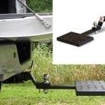 Elephant Stand Truck Hitch Dog Step