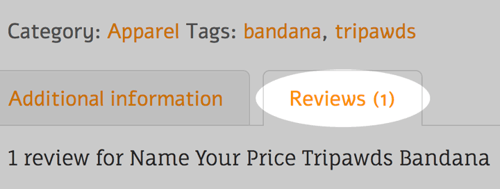 Tripawds Gear Reviews Tab