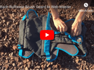 Ruffwear Brush Guard Video