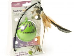 smartykat interactive cat toy