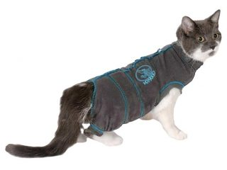 vetgood cat recovery suit