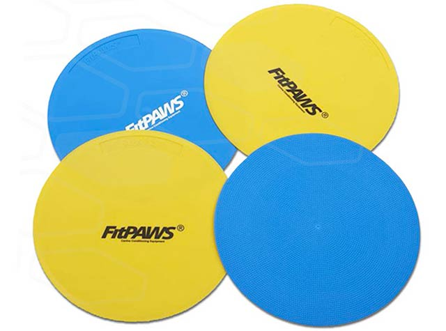 fitpaws training targets