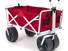 Folding Pet Wagon