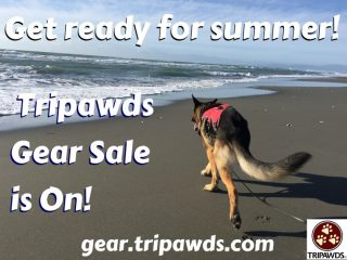 Tripawds harness gear sale