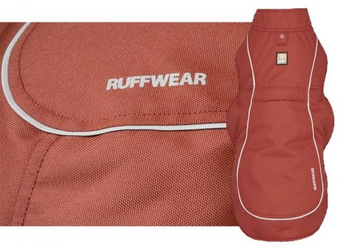 ruffwear overcoat dog jacket