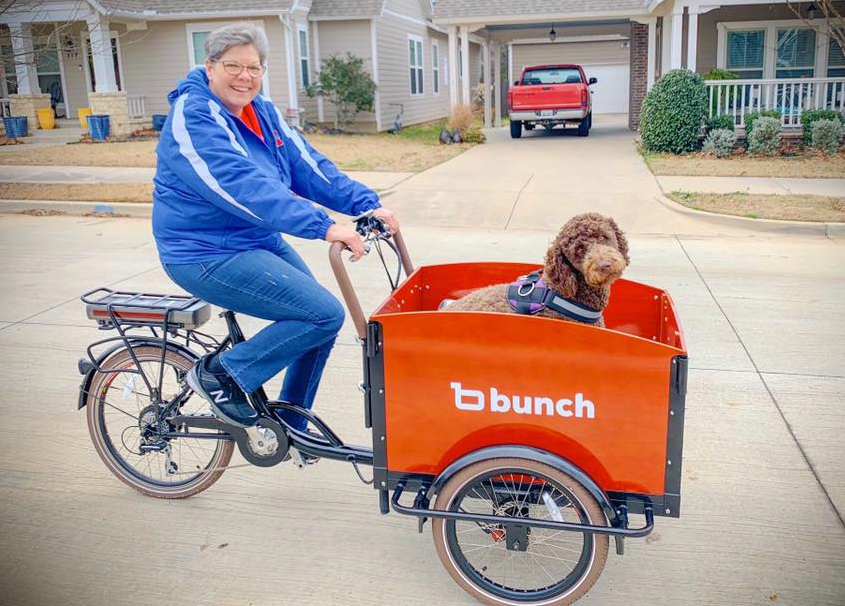 K9 Bunch Bike for Dogs