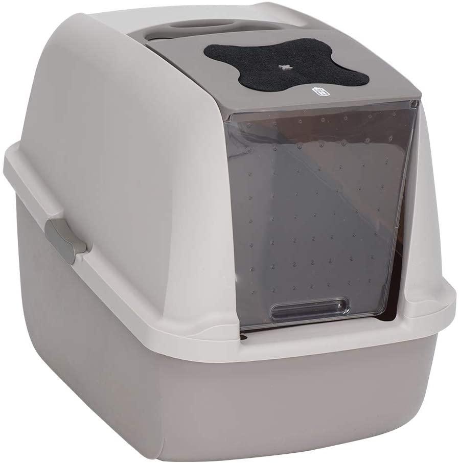 Catit litter box for 3-legged cats