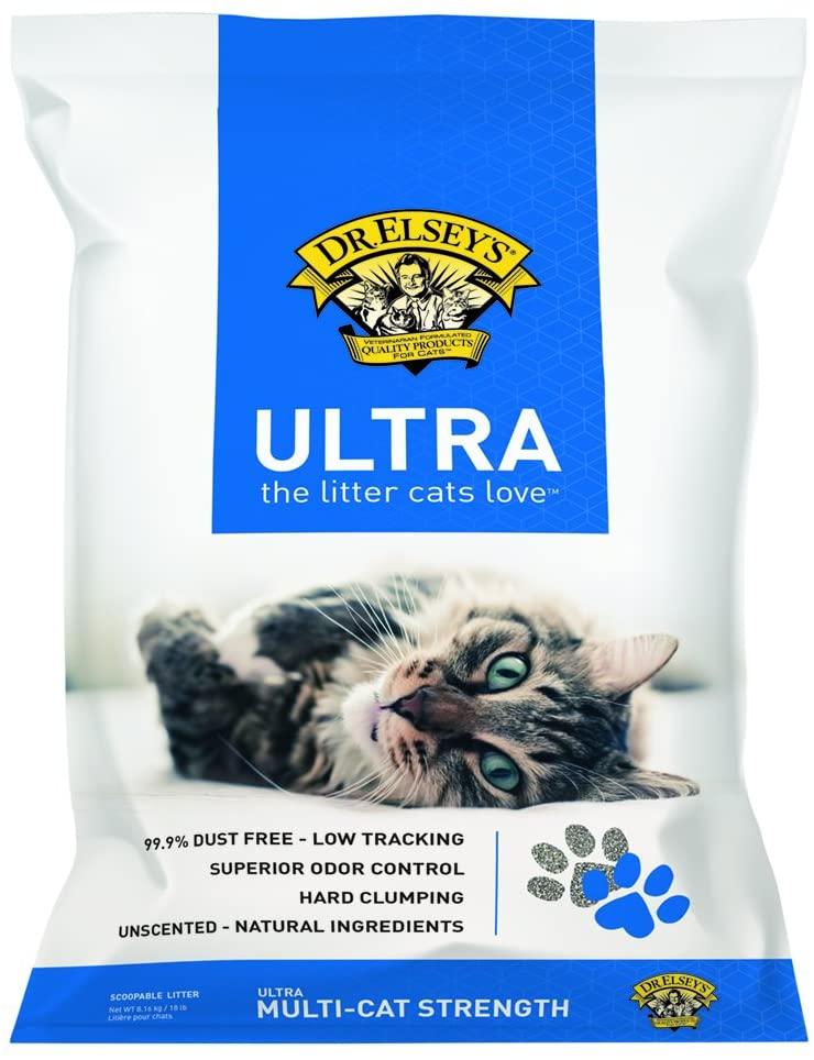 cat litter for 3-legged cats