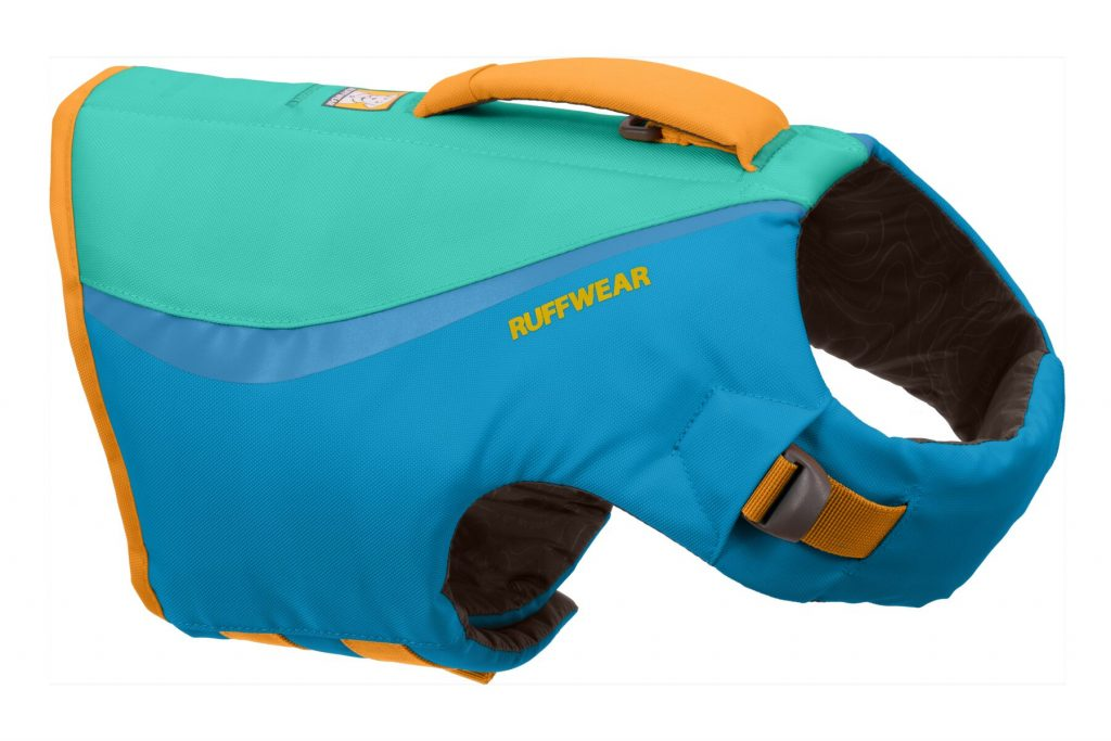 2021 Ruffwear Float Coat Aurora Teal