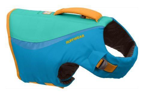 2021 Ruffwear Float Coat Aurora Teal