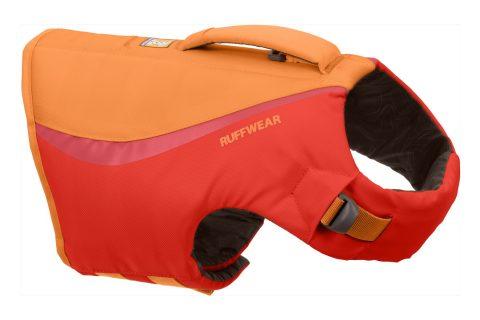2021 Ruffwear Float Coat Red Sumac