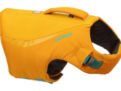 2021 Ruffwear Float Coat Wave Orange