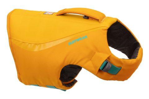 2021 Ruffwear Float Coat Wave Orange