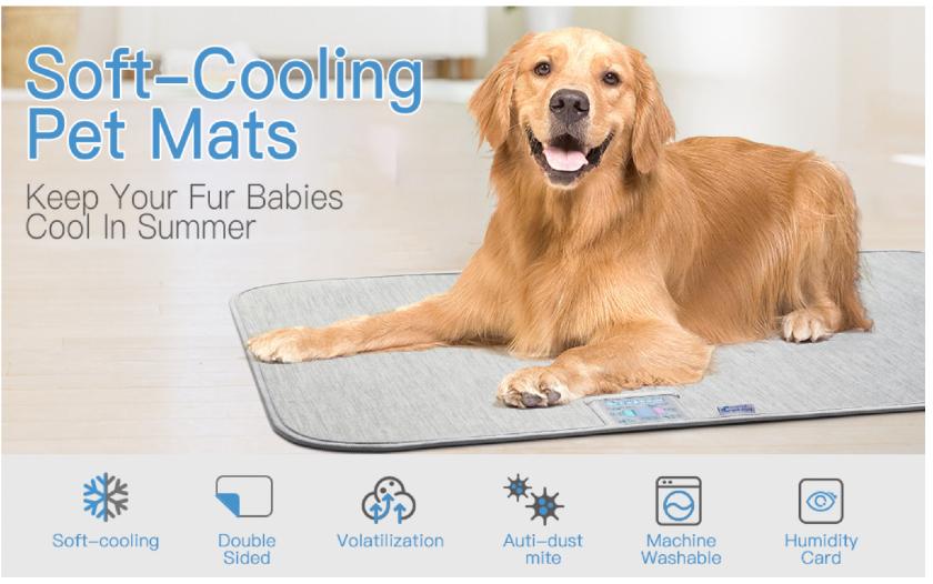 Best summer dog mats