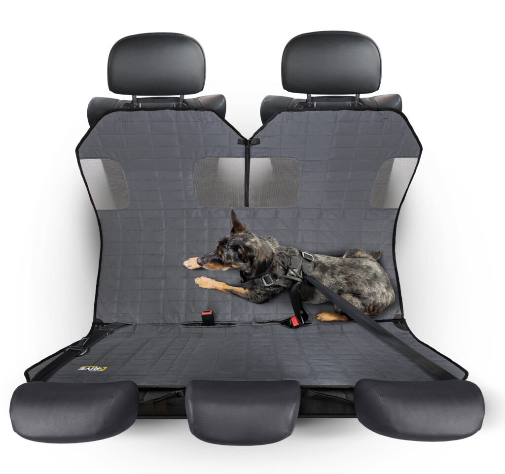 EzyDog DRIVE car hammock