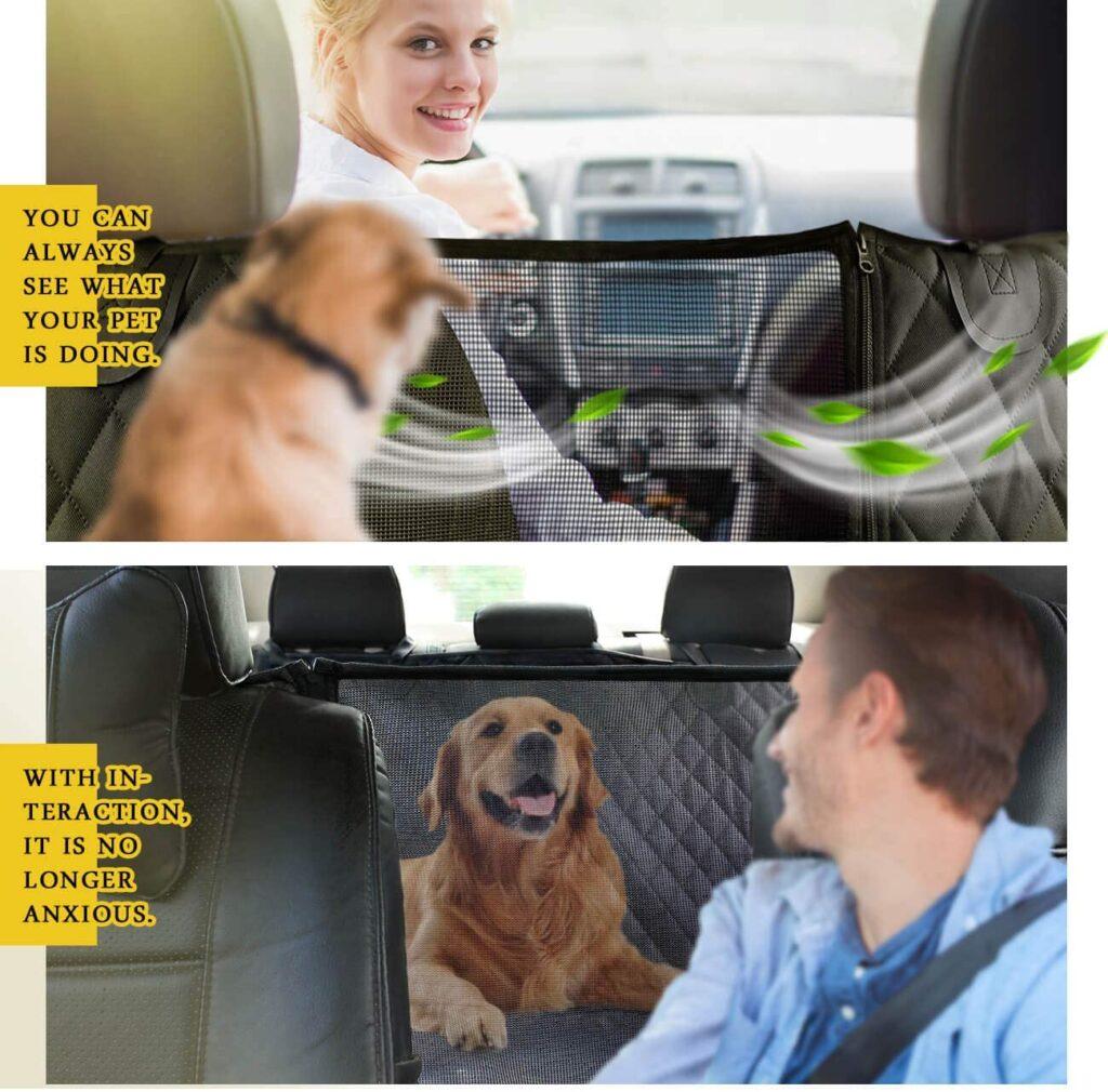 Vailage Dog Car Hammock