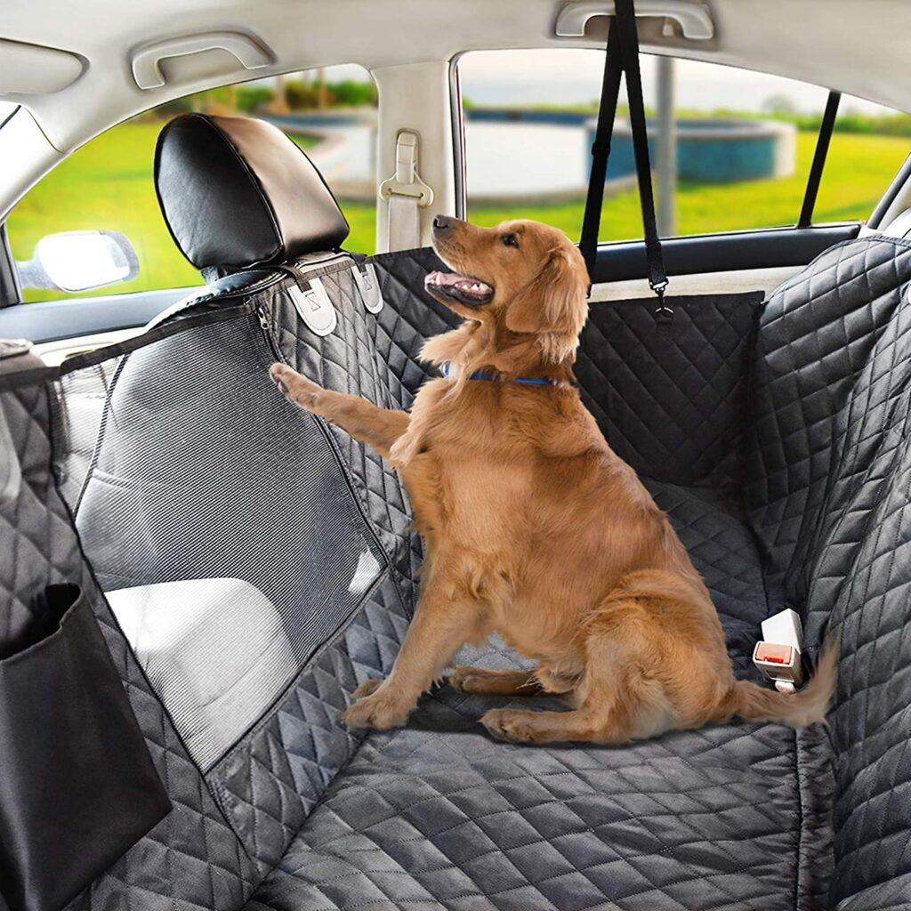 Vailge Dog Car Seat Hammock
