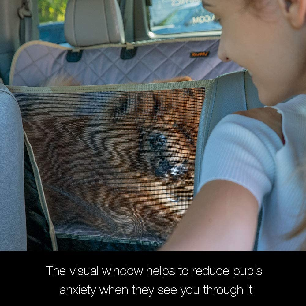 Tripawd dog car hammocks reviews