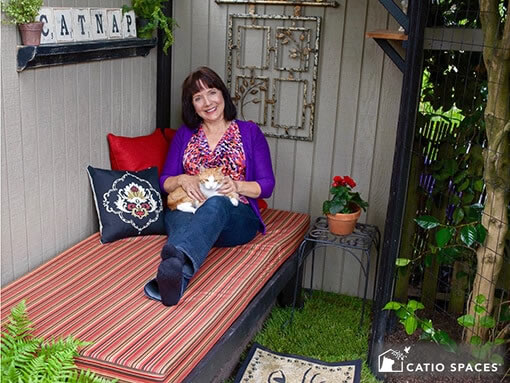Cynthia Chomos Catio Spaces